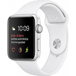 Смарт-часы APPLE Watch 2 42mm silver/white