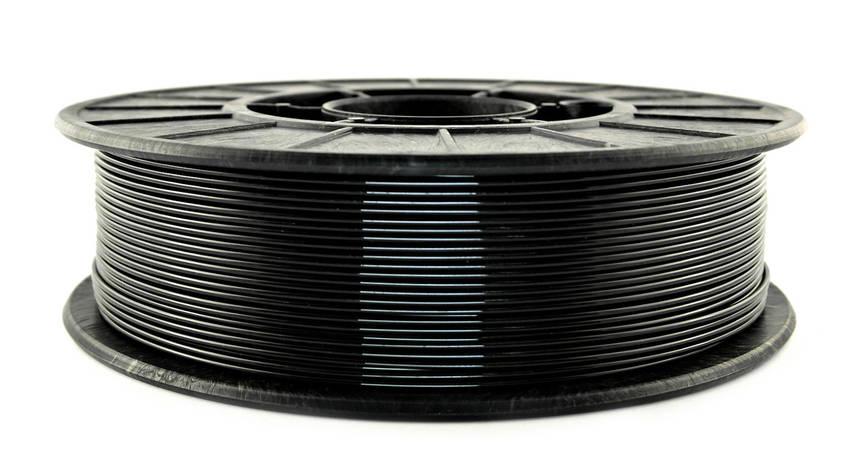 PET-G Черный (1,75 мм/0,75 кг), фото 2