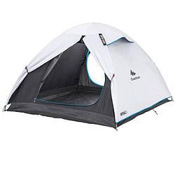 Палатка Quechua Arpenaz 3 Fresh & Black