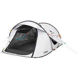Палатка Quechua 2 Seconds Easy 2 Fresh & Black