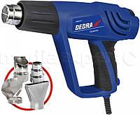 Строительный фен DEDRA DED7971 2000 Watt