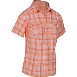 Рубашка Quechua Arpenaz 500 женская