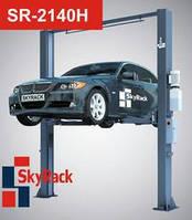 Автомобильный двухстоечный электрогидравлический подъемник SkyRack SR-2140H. Стоимость с доставкой.