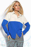 Легкая батальная блуза