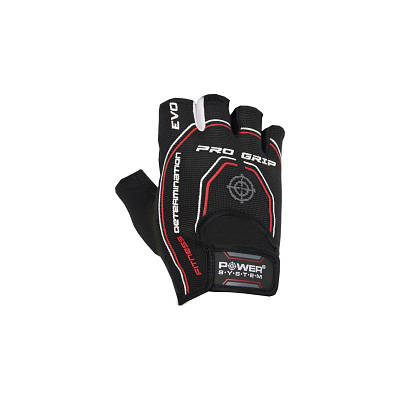 Перчатки Power System Pro Grip EVO PS-2250E  Black, XL