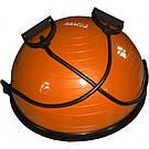 Балансировочная платформа PS - 4023 BALANCE BALL SET  Чехия, Овальная, Orange