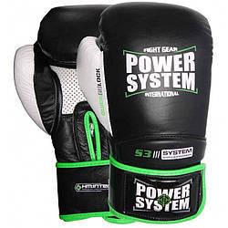 Перчатки для бокса Power System PS 5004 IMPACT  12oz