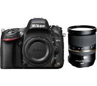 Зеркальный фотоаппарат NIKON D610 + Tamron SP 24-70mm VC