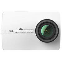 Экшн-камера YI 4K Action Camera (white)