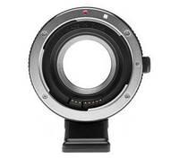 Адаптер для объектива фотоаппарата Commlite Canon EOS M - EOS EF Z AF