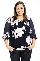 Блузка женская большие размеры, фото 1