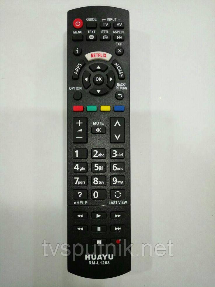 Пульт Panasonic RM-L1268 (универсальный)
