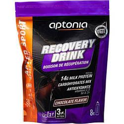 Напиток восстанавливающий в порошке лимонный Aptonia Recovery drink 512 г.