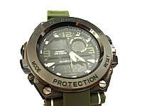 Часы CASIO G-SHOK GA-100 Хаки