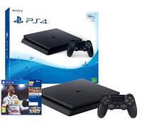 Игровая консоль Sony PlayStation 4 Slim 500GB + Это Ты! + FIFA 18