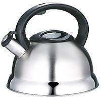 Чайник со свистком из нержавеющей стали Stenson МH-0237 3л