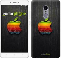 "Чехол на Xiaomi Redmi Note 4 Apple ""1301c-352-571"""