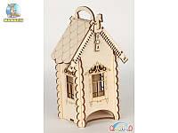 Чайный домик - деревянный конструктор