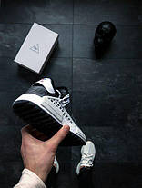 Кроссовки мужские Adidas Human Race NMD x Pharrell Williams «Oreo» топ реплика, фото 2