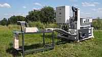 Пресс гидравлический  для производства топливных брикетов BP500A