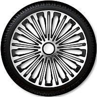 Колпаки на колеса r17 Volante Silver Black Racing4