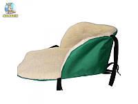 Чехол №1 для санок (Зеленый)