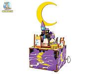 Музыкальная шкатулка Robotime Сделай сам Сон в летнюю ночь