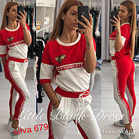 Женский спортивный костюм пчелка новинка 2018