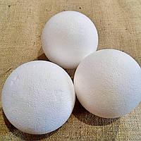 Пенопластовый шар -заготовка