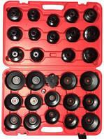 Набор съёмников масляных фильтров, 30 предметов 1-A1076 Ampro