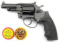 Револьвер Сафари 431М + патроны Флоберт немцы (100шт.)