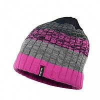Водонепроницаемая шапка Dexshell DH332N-PK, градиент розовая