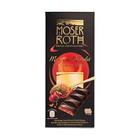 Шоколад Moser Roth «Sauerkirsch-Chili» (с вишней и перцем чили)