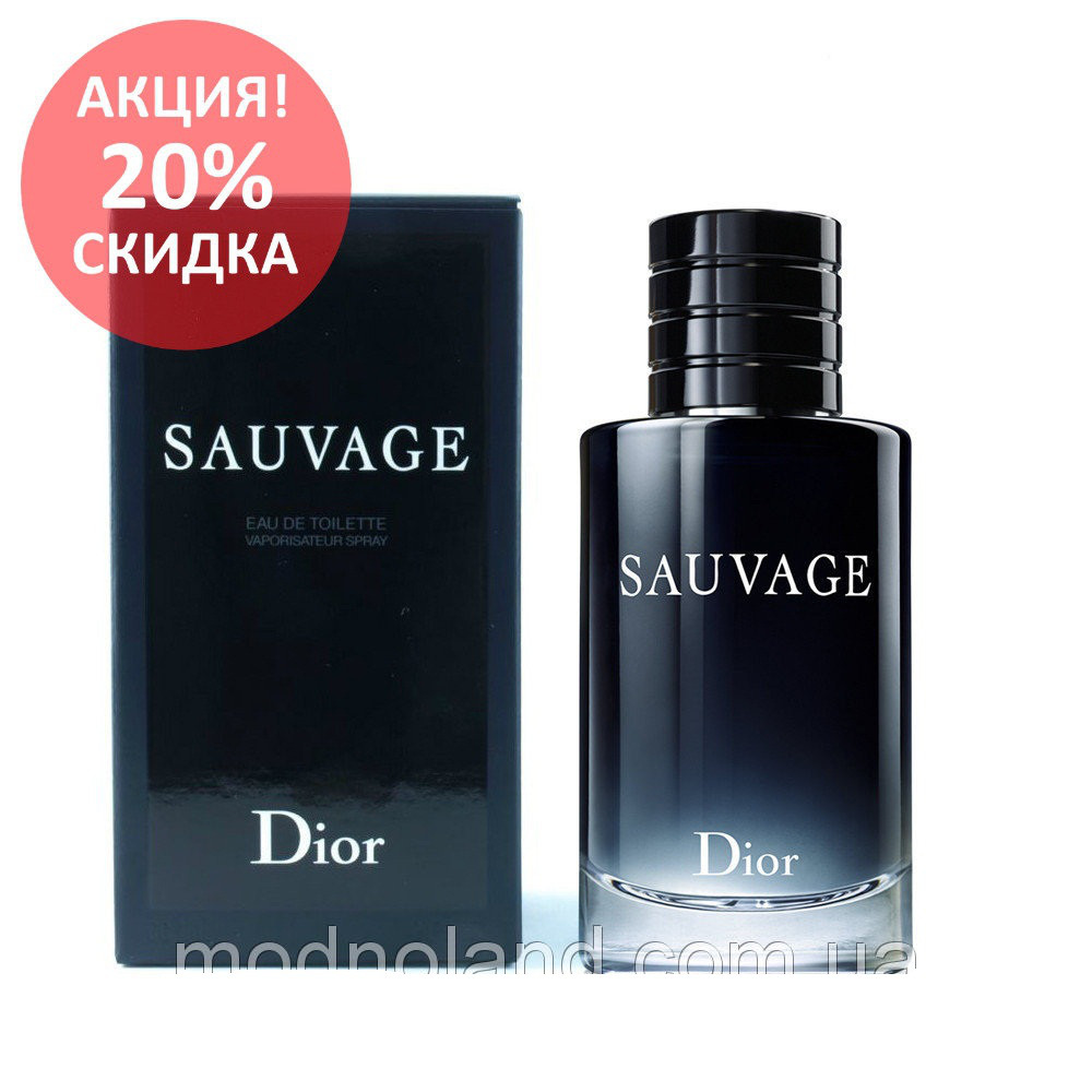 361cff0bc271 Мужские Духи Лицензия ОАЭ Christian Dior Sauvage 100 Ml Кристиан Диор Саваж  — в Категории