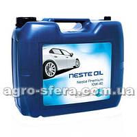Масло моторное Neste Oil PREMIUM 10W-40 (20 л.) полусинтетическое