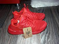 Кроссовки красные! Суперцена!