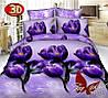 ТМ TAG Комплект постельного белья 3D PS-HL135