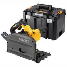 Акумуляторна заглибна пила DeWALT DCS520NT (США/Чехія)