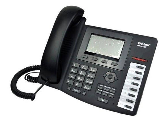 IP телефон D-Link DPH-400SE/F4, фото 2