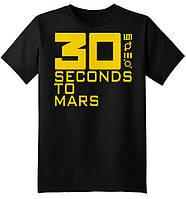Футболка  Thirty Seconds to Mars Фирменная
