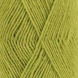 Носочная пряжа DROPS Fabel, цвет 112 Apple Green
