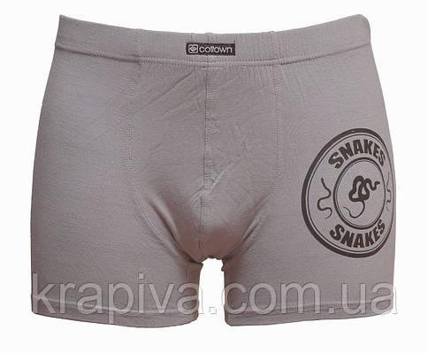 Боксерки мужские шорты БАМБУК