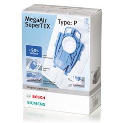 468264 Набор мешков микроволокно Type P + фильтр для пылесоса Bosch, Siemens