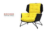 Дизайнерское кресло  Polygon Chair для креативных кафе, Hab