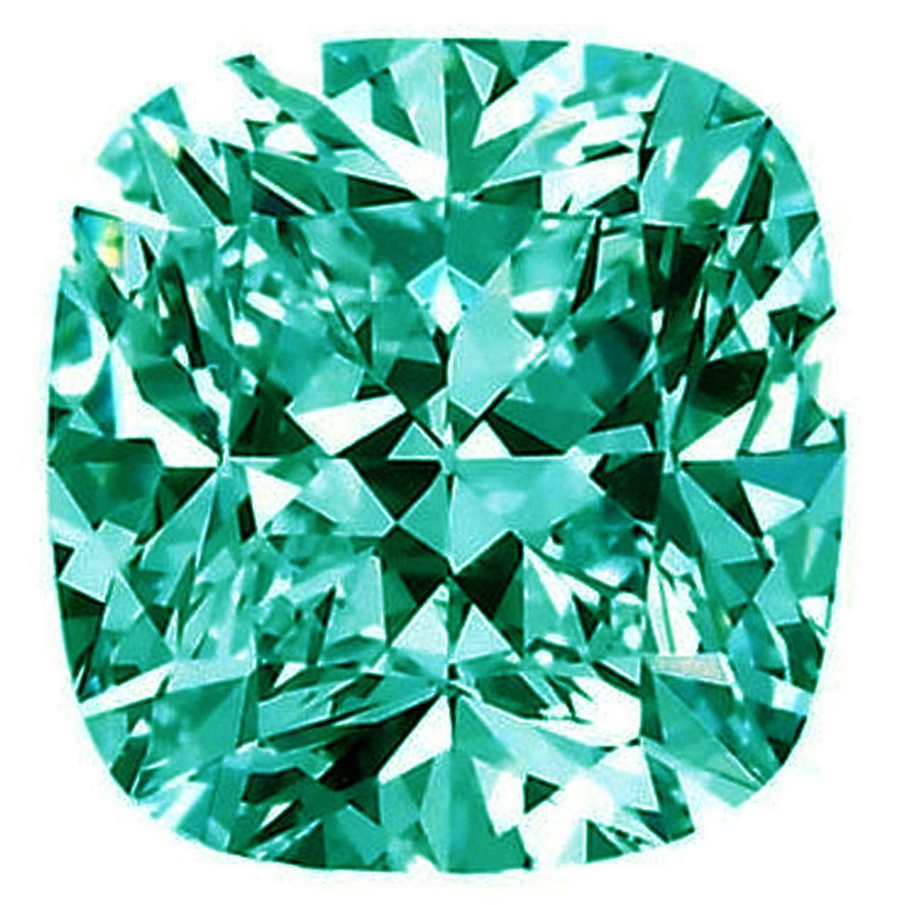 Бриллиант - Муассанит  8.33 ct VVS1