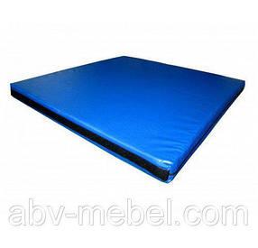 Мат гимнастический 100х100х10 (Тia-sport ТМ)