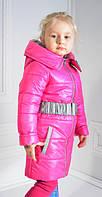 Пальто  демисезонное  98-104-110-116-122-128 см