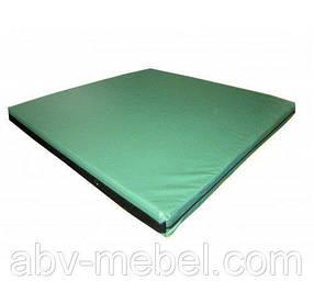 Мат гимнастический 120х100х8 (Тia-sport ТМ)