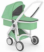 Детская коляска с люлькой Greentom Upp Carrycot, фото 3