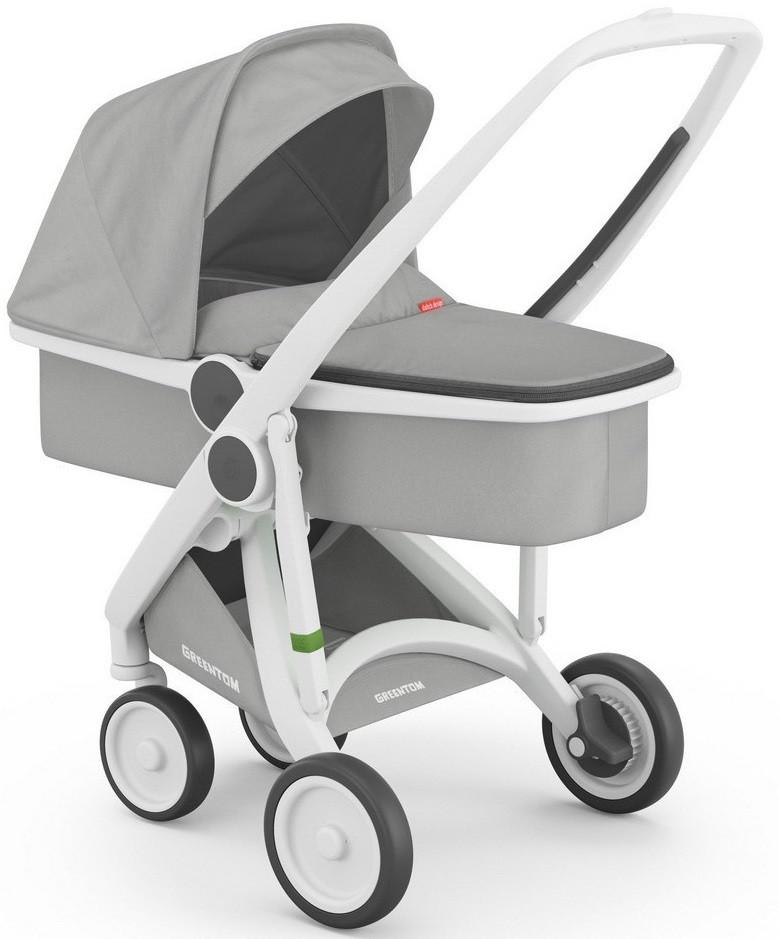 Детская коляска с люлькой Greentom Upp Carrycot